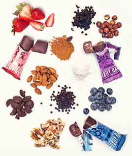 Vegan Chocolate Ingredients